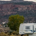 Colorado National Monument is just a few miles away.- Fruita Campground