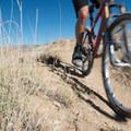 Riding Zippity-Do-Dah in the 18 Road Mountain Bike Trail System.- 18 Road Mountain Bike Trails: Zippity-Do-Dah