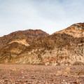 Amargosa Mountains in Death Valley National Park.- Death Valley National Park