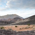 Little Hebe Crater. - Death Valley National Park