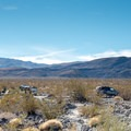 Emigrant Campground at Death Valley National Park.- Emigrant Campground