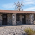 Old Ranger Station at Emigrant Campground.- Emigrant Campground
