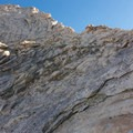 The base of the Third Tower.- Lone Pine Peak Climb
