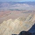Owens Valley from Lone Pine Peak.- Lone Pine Peak Climb