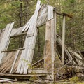 Still standing... for now.- Parkhurst Ghost Town