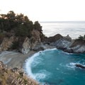 McWay Cove and McWay Falls.- McWay Falls