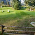 Putting greens at Riverside Resort Campground.- Riverside Resort Campground