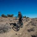 Riders enjoy Mack Ridge.- Kokopelli Loops Mountain Bike Trails: Mack Ridge