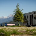 Great views from your RV.- Whistler RV Park + Campground