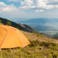 Countless camp spots along the trail.- Tushar Skyline Trail Hike