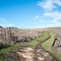 Cowboy Trail.- Cowboy Hiking Trail