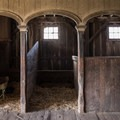 Inside the stables.- Wilder Ranch