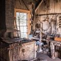 Blacksmith shop at Wilder Ranch.- Wilder Ranch