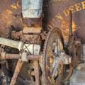Antique tractors at Wilder Ranch.- Wilder Ranch
