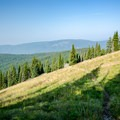- Pacific Northwest National Scenic Trail Section 4