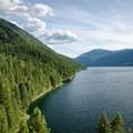 Sullivan Lake- Pacific Northwest National Scenic Trail Section 5