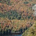 Indian Head from Fishhawk Cliffs.- Indian Head + Fishhawk Cliffs