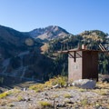 Observation tower.  - Mount Superior + Monte Cristo Hike