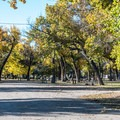 Green River State Park Campground.- Green River State Park Campground