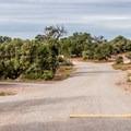 Minimal amenities, maximum desert tranquility.- Horsethief Campground