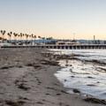 Low tide at Cowell Beach.- Cowell Beach