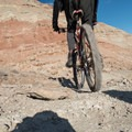 The views here are amazing.- Lunch Loops Mountain Bike Trails: Andy's Trail