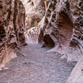 This slot canyon has very few obstacles and is fairly easy to hike.- Little Wildhorse Canyon Hike