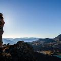 On top of Panorama Ridge.- Panorama Ridge Hike