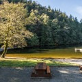 Alice Lake.- Alice Lake Campground