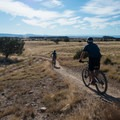 The landscape is endless.- 18 Road Mountain Bike Trails: PBR