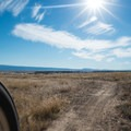 Trails here are tightly packed dirt.- 18 Road Mountain Bike Trails: PBR