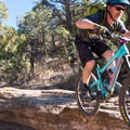 Some fantastic features to jump.- Oil Well Flats Mountain Bike Trail