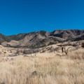 The terrain almost looks like Fruita.- Oil Well Flats Mountain Bike Trail