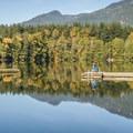 Alice Lake.- Four Lakes Trail Hike