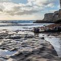 Bonny Doon Beach.- Bonny Doon Beach