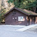 Restrooms.- Sempervirens Campground
