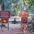 Huckleberry Campground.- Huckleberry Campground
