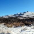 Winter is harsh but beautiful at the Hart Mountain National Antelope Refuge.- Hart Mountain National Antelope Refuge