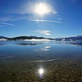 Dillon Reservoir from Dillon Marina. - Dillon Reservoir