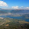 Dillon Reservoir.- Dillon Reservoir