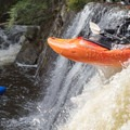 The Green River starts with a bang.- Green River Kayaking: Garfield Road to Route 15