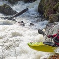 Lumberyard continues around the corner.- Green River Kayaking: Garfield Road to Route 15