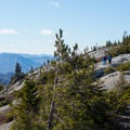 Expansive views reward hikers trekking to the summit of Jay Mountain.- Jay Mountain Hike