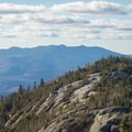 Excellent views of the Adirondacks to the west from Jay Mountain.- Jay Mountain Hike