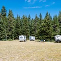 Big Flat has plenty of room to spread out.- Big Flat Dispersed Camping Area