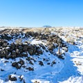 A defensive fighting position constructed from lava rocks.- Captain Jack's Stronghold