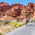 Whiptail Trail is a pleasant alternative to the main road through Snow Canyon State Park.- Snow Canyon State Park