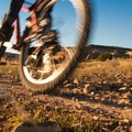 The trail is fast and quick.- Kokopelli Loops Mountain Bike Trails: Rustler's Loop