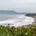Overlooking Mussel Rock Beach.- Mussel Rock Area