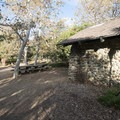 Restroom facilities at Temescal Gateway Park.- Temescal Gateway Park